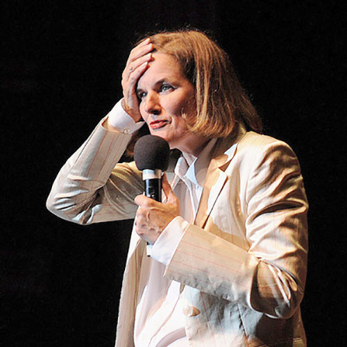 Paula Poundstone at Nourse Theatre