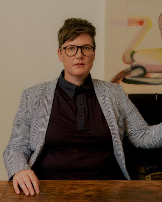 Jill Soloway & Hannah Gadsby at Nourse Theatre