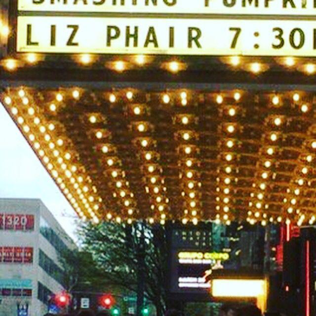 Liz Phair at Nourse Theatre