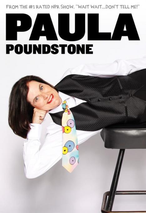 Paula Poundstone at Nourse Theatre