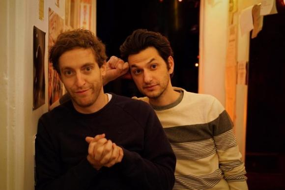 Middleditch and Schwartz at Nourse Theatre