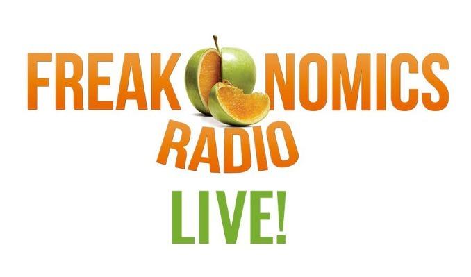 Freakonomics Radio Live! at Nourse Theatre