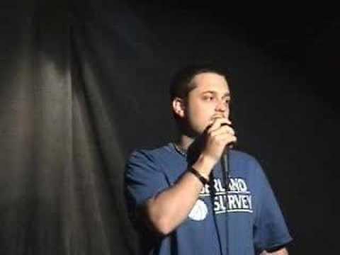 Nate Bargatze at Nourse Theatre