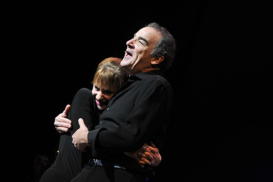 Mandy Patinkin at Nourse Theatre